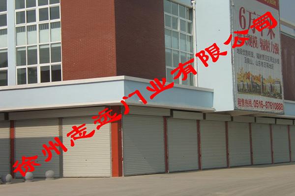 睢宁工业厂房门