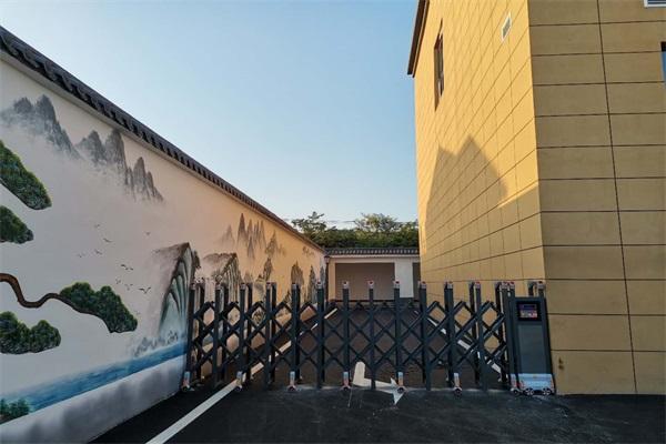 徐州贾汪人民医院选择徐州志远门业有限公司岗、道闸系统产品